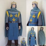 THE KINGS 3 PIECE COSTUME SET
