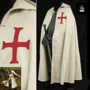 The Knights Templar Cloak
