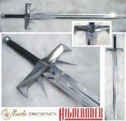 The Kurgan Sword From Highlander