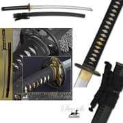 Tiger Elite Katana Folded Steel