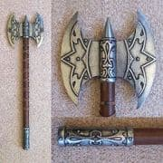 Valquiras or (Valkyries)  Viking Warrior Axe