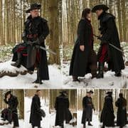 Van Helsing Highwayman / Coachman Coat