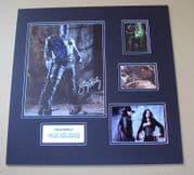 Van Helsing Signed Movie Photo Collector Set,  Shuler Hensley FRANKENSTEIN