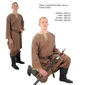 Viking Long Sleeve Shirt -  2 Colours