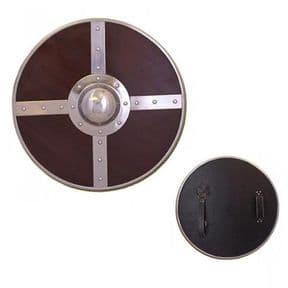 Viking Round Braced Shield