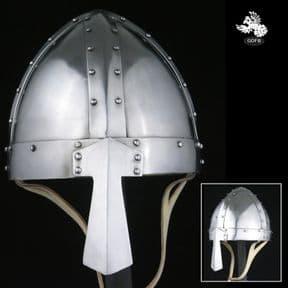Viking Spangenhelm 1 - 16 Gauge & 3mm Nasal