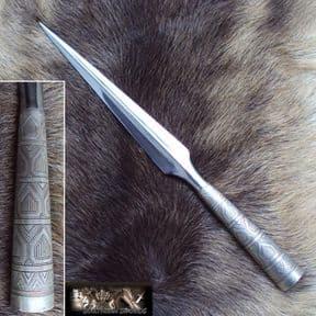 Viking Throwing Spearhead