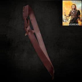 William Wallace Leather Baldric