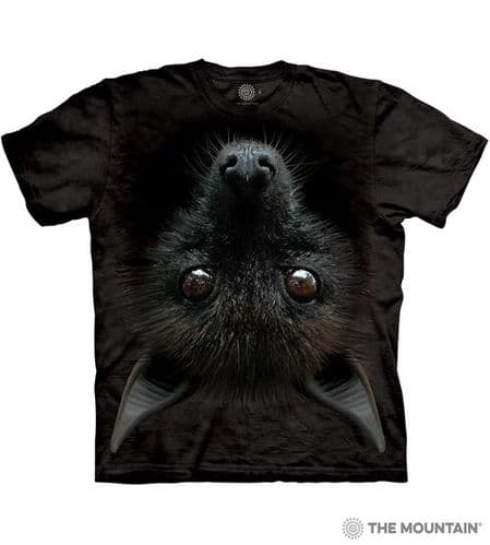 Bat Head T-shirt | The Mountain®