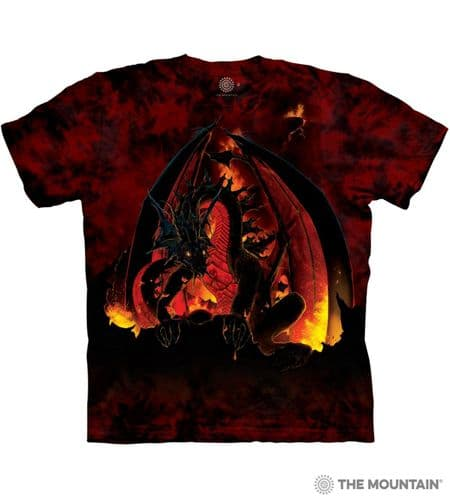 Fireball T-shirt | The Mountain®