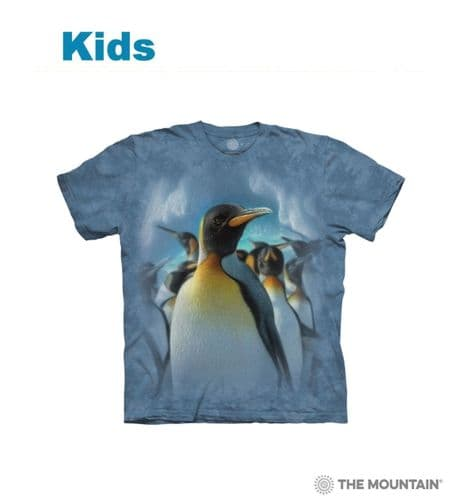 Kids Penguin Paradise T-shirt | The Mountain®