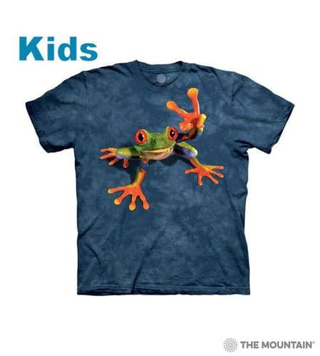Kids Victory Frog T-shirt | The Mountain®