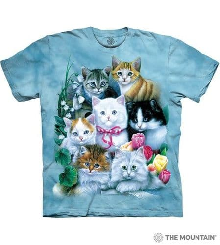 Kittens  T-shirt | The Mountain®