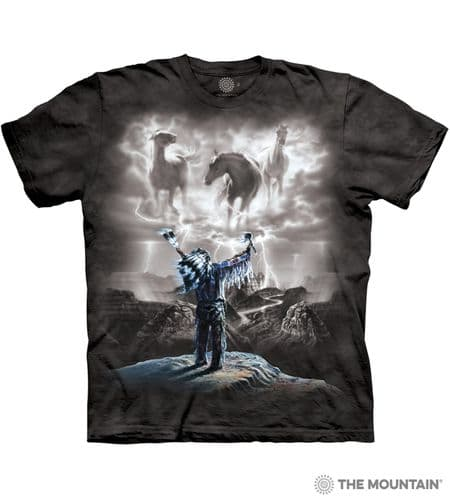 Summoning the Storm T-shirt | The Mountain®