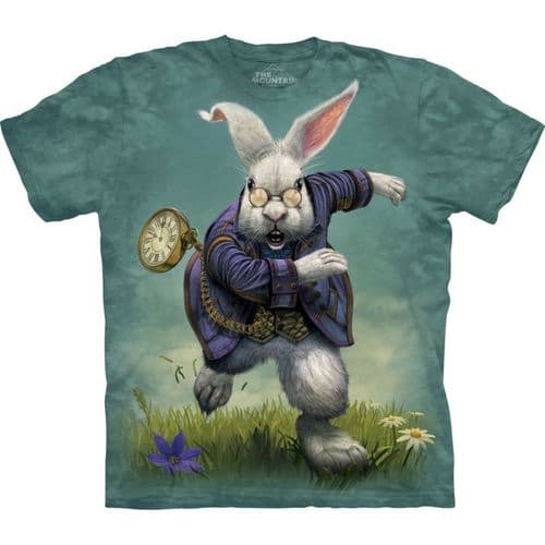 White Rabbit T-shirt | The Mountain®