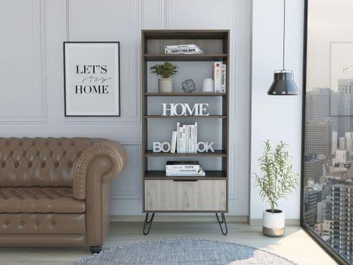 Nordic Bookcase