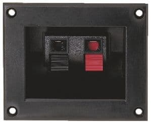 Std Recess Connector- Spring Terminal